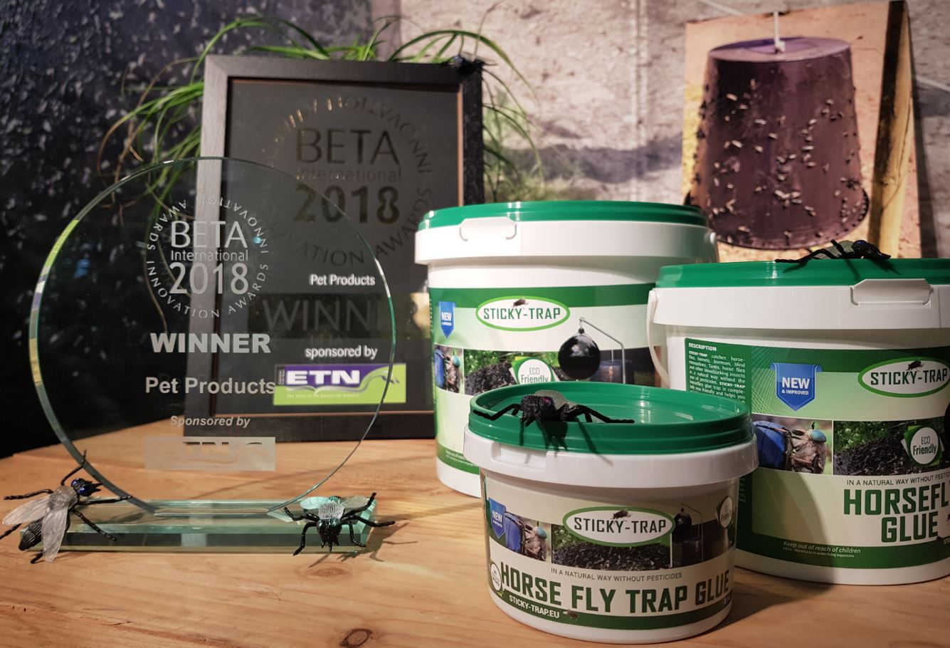 Beta International Winner Sticky Trap